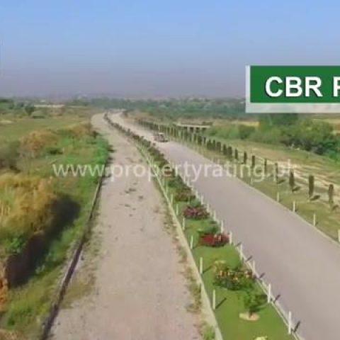 CBR Phase II Prime Block Plot fOR sale urgenty
